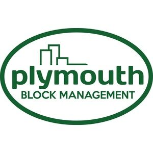 Plymouth Block Management logo